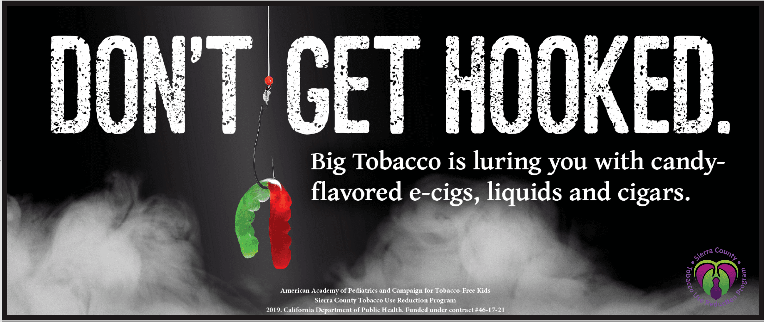 20200323 Don t Get Hooked. Big Tobacco is luring you with candy-flavored e-cigs, liquids and cigars.